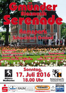 Serenade 2016 Kolpingkapelle