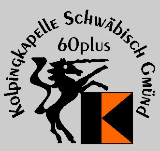 60Plus Logo der Kolpingkapelle